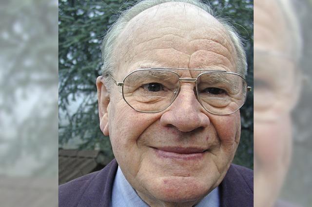 Gerhard Imgraben, Altbürgermeister von Britzingen, ist tot