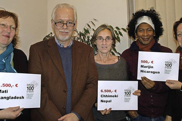 Vörstetter Stiftung unterstützt Projekte in aller Welt