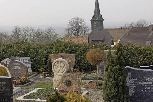 Gebühren für Bestattungen werden künftig stark angehoben