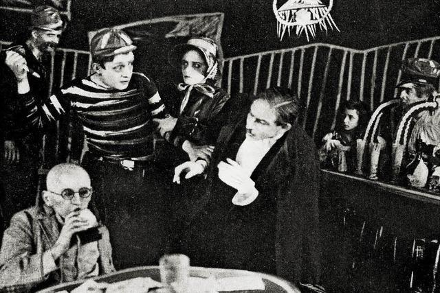 """Stummfilm von 1920: """"Von morgens bis mitternachts"""""""