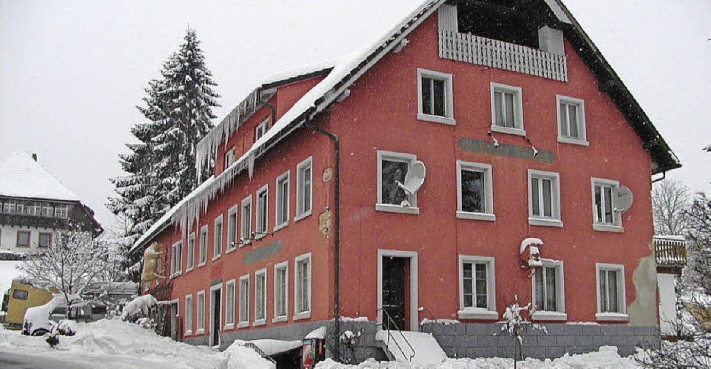 30 Asylsuchende könnten nach Einschätz... in Bergalingen unterkommen<ppp></ppp>    Foto: Wolfgang Adam