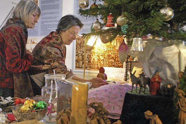 Breisacher Rheintor: Stimmungsvolles Weihnachtsmuseum