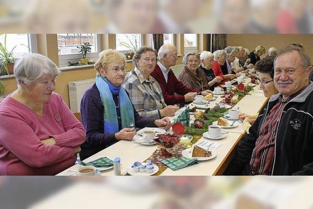 Besinnliche Adventsfeier mit Liedern und Gedichten