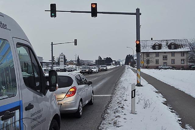 Luttingen bleibt dabei: so wenig Durchgangsverkehr wie nur möglich