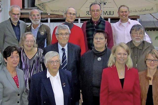 Ein Duo ist seit 50 Jahren in der SPD