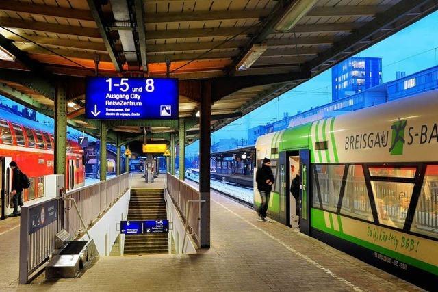 Breisgau-S-Bahn: VAG lässt sich Ausstieg einiges kosten