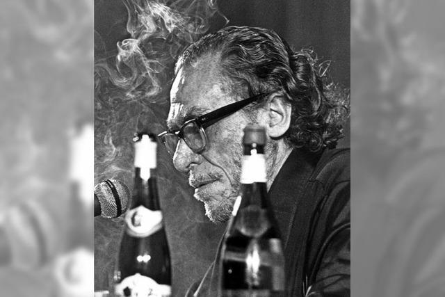 Bukowski-Sammelband: In vino veritas