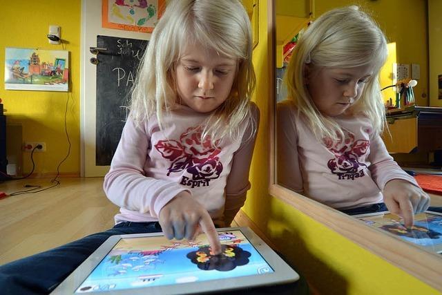 Ein Tablet-PC ist kein Babysitter