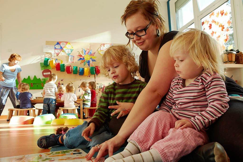 vier wege vom kinderpfleger zum erzieher