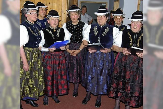 Landfrauen als feste Größe im Dorf