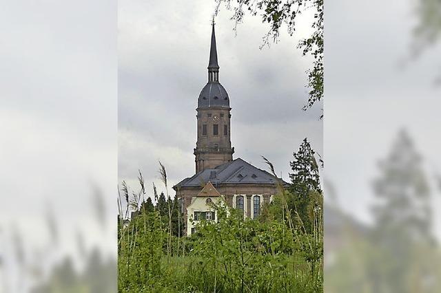 Masterplan für das Kloster Schuttern