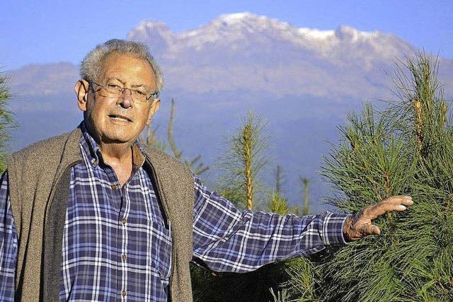 Ein Schweizer ist der Weihnachtsbaumkönig von Mexiko