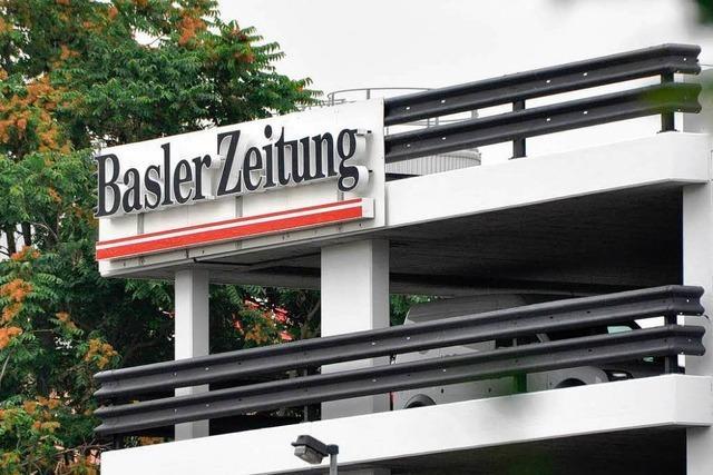 Basler Zeitung gibt Sonntagsausgabe auf