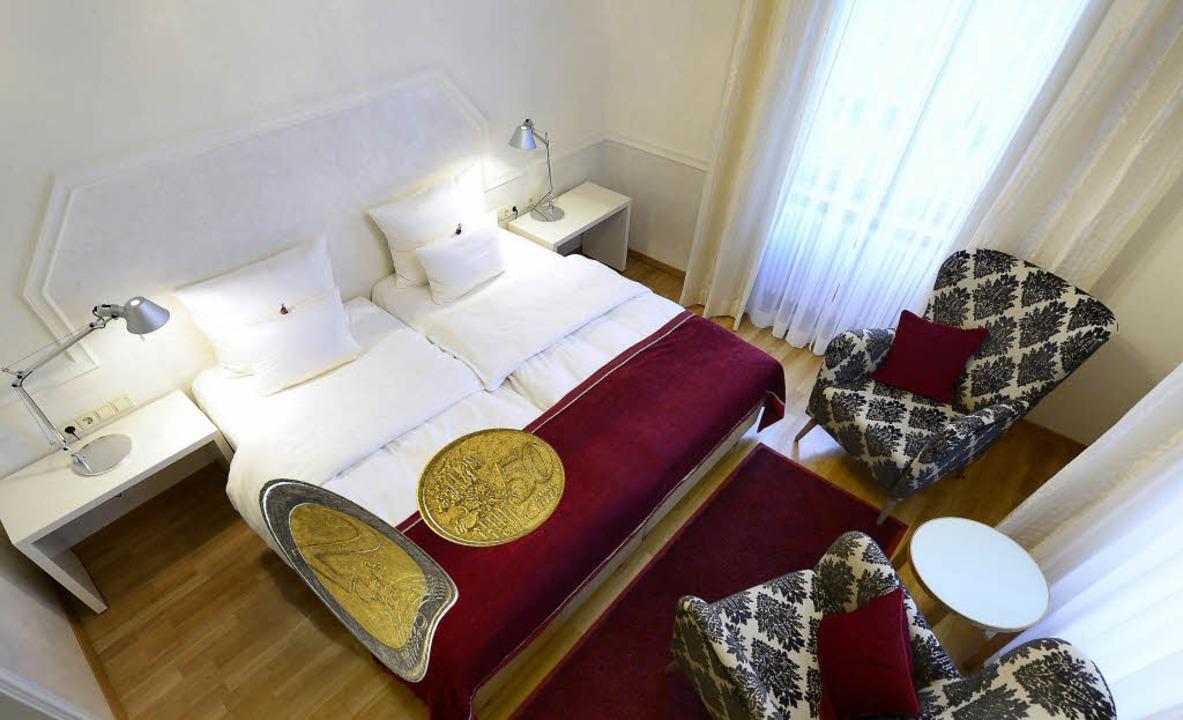 Die Bettensteuer soll durchschnittlich...übernachtung in die Stadtkasse spülen.  | Foto: Schneider