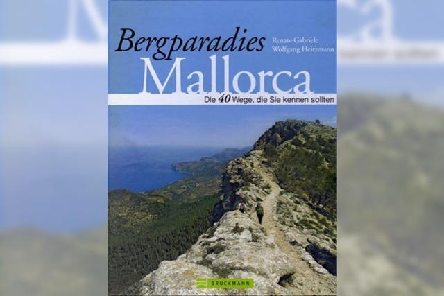 Mallorca auf Wanderstiefeln