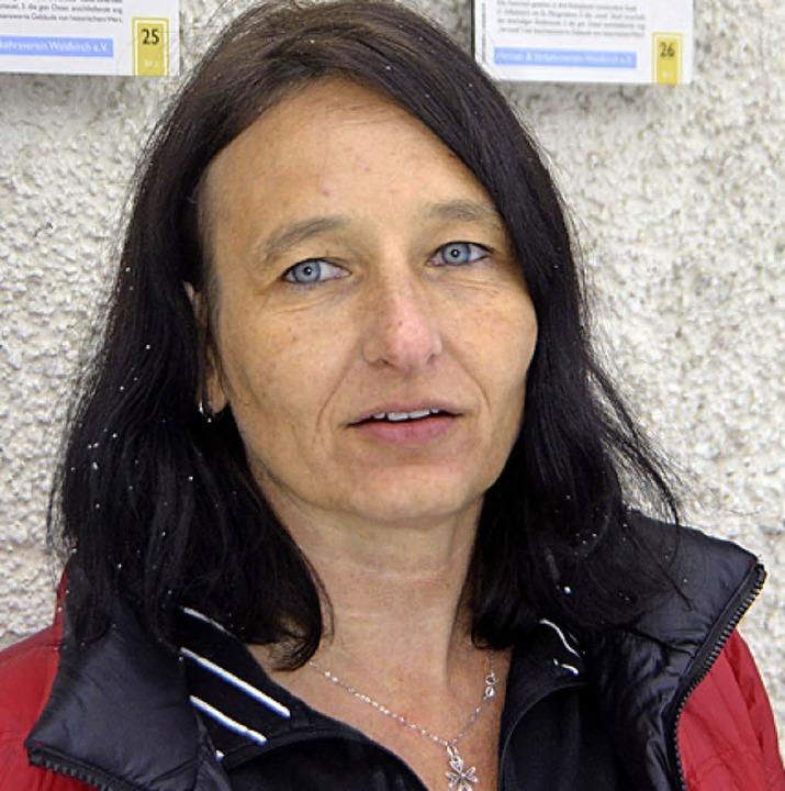 Regina Fuchs ist Inklusionsbeauftragte der Stadt Waldkirch  | Foto: rebekka sommer
