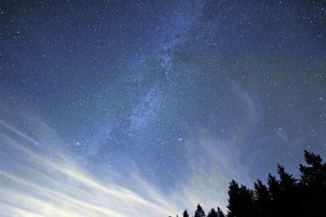 Von wegen schnuppe: Auf zu nächtlichen Sternstunden
