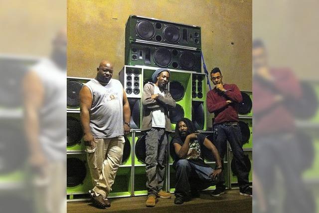 Reggae in der Garage Basel