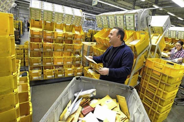 Hier geht die Postleitzahl ab