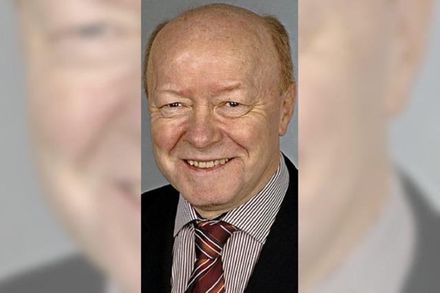 Norbert Dietrich möchte die Stiftung stärken