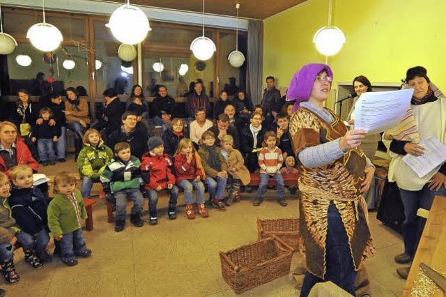 Der alte Oberlin-Kindergarten weicht einem Neubau