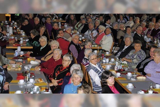 Ein Festtag für die Älteren
