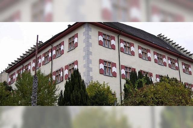 Land verkauft das Tiengener Schloss