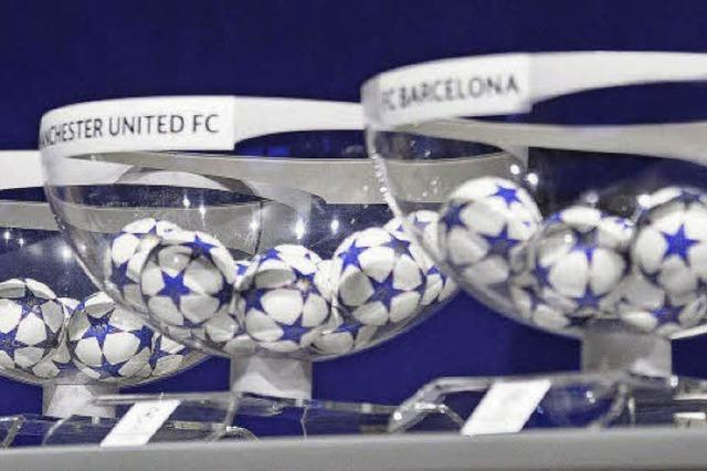Champions League: Der Hammer bleibt aus