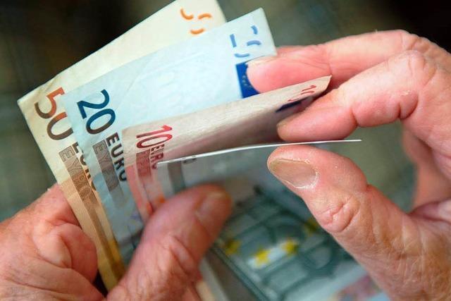 Wann sich der Zuverdienst zur Rente rechnet