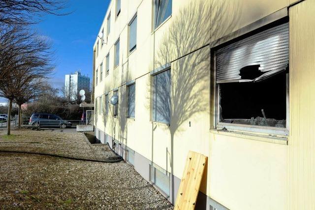 Brand in Freiburger Heim: 16-Jähriger rettet Bewohner