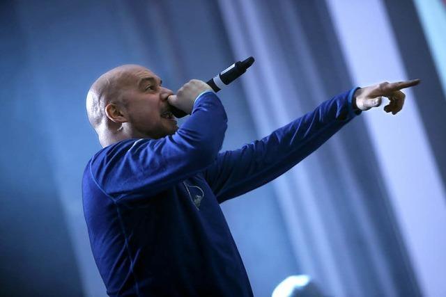 Kool Savas statt Sean Paul: Rock schlägt Hip-Hop