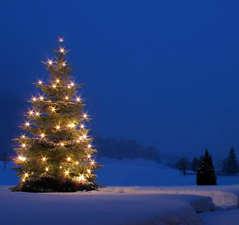 Kulturgeschichte Des Christbaums Einst Hing Er An Der Decke