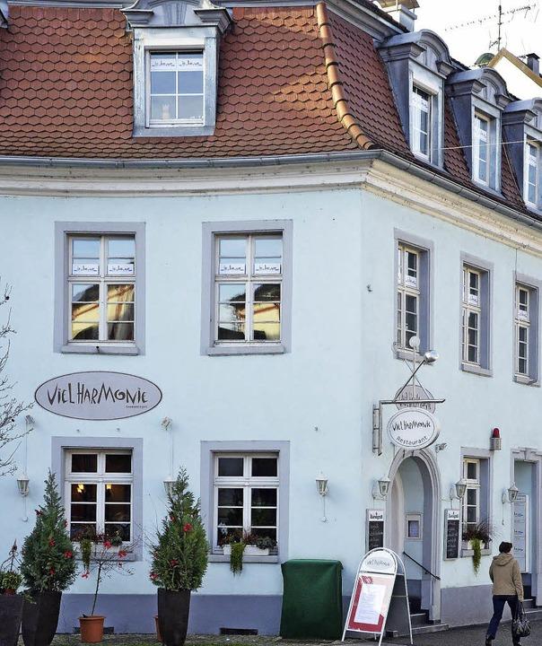Ein Ort feiner und leichter Küche: die...r Karl-Friedrich-Straße in Emmendingen    Foto: Marius Alexander