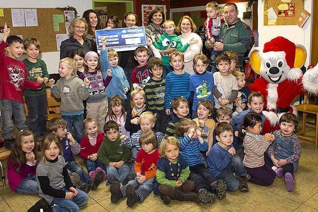 Mit 70 000 Euro Spenden wird Familien geholfen