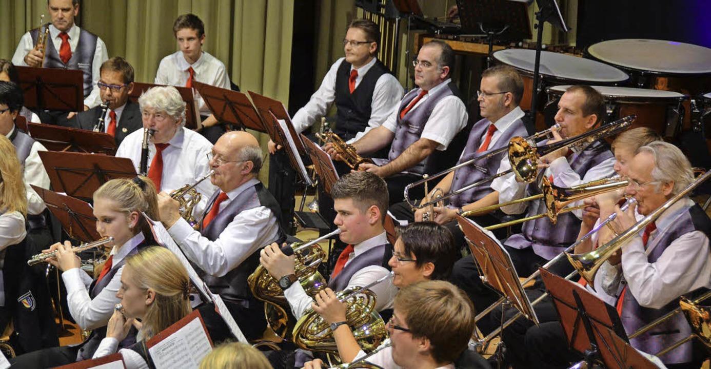 Konzertorchester  | Foto: Sylvia-Karina Jahn