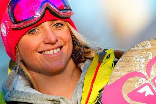 Aline Bock: Nach dem Unfall zurück aufs Snowboard