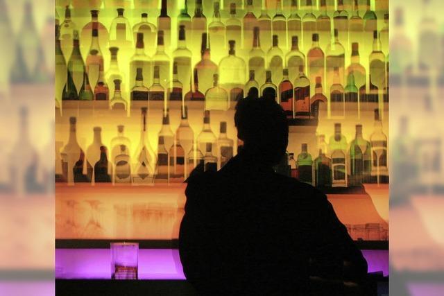 Theke statt Couch: Barpsychologe gibt Tipps