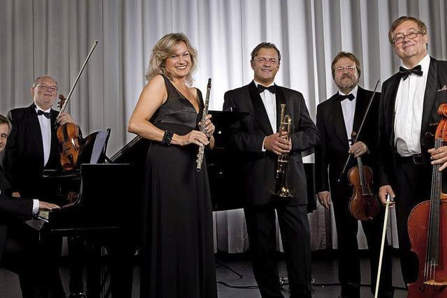 """Ensemble """"Prima La Musica"""" gastiert im Kurhaus Badenweiler"""