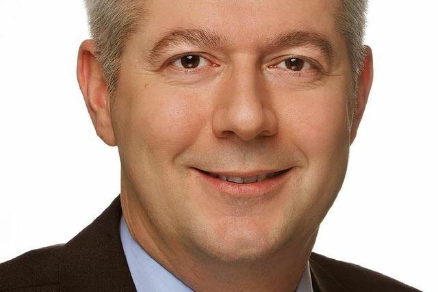 Manfred Kreutz ist zweiter Kandidat