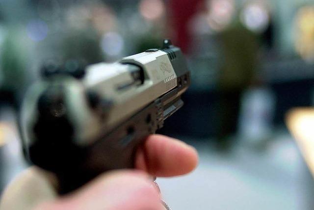 Crailsheim: Verschwundene Waffe bei Rathausmitarbeiter entdeckt