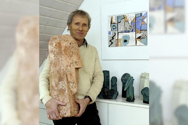 Heinz Kaufmann feiert seinen 70. Geburtstag
