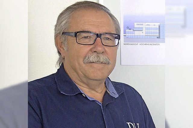Rolf Brugger ist der große Hoffnungsträger