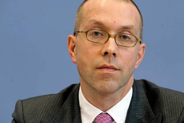 Notenbanker Jörg Asmussen:
