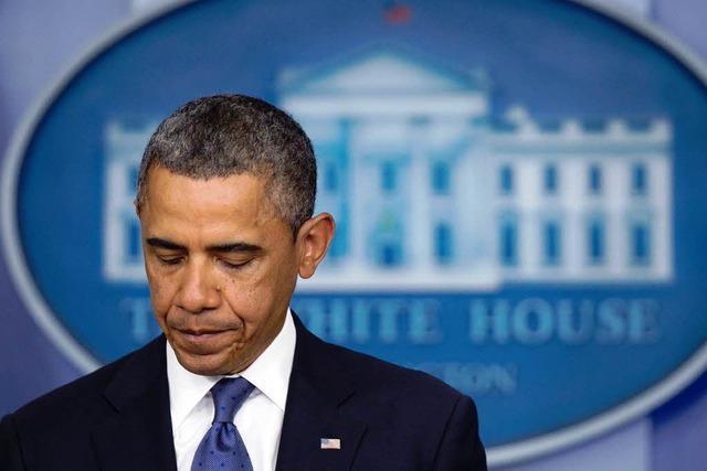 US-Haushaltsstreit: Politiker pokern bis zur letzten Minute
