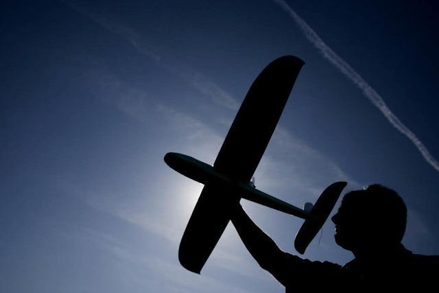 Mann in Stuttgart stirbt nach Unfall mit Modellflugzeug
