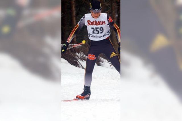 Paul-Bono Böhme sprintet zum Sieg