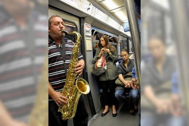 Musik in der U-Bahn: Paris sucht den Metro-Star
