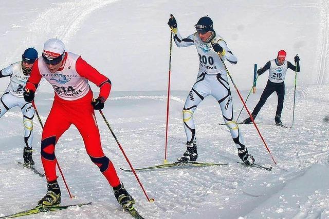Fabian Rießle gewinnt auf dem Herzogenhorn