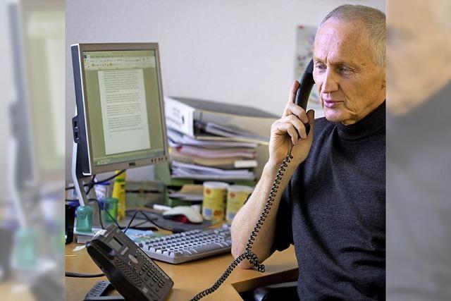 Telefonseelsorge im Land haben zwischen den Jahren viel zu tun
