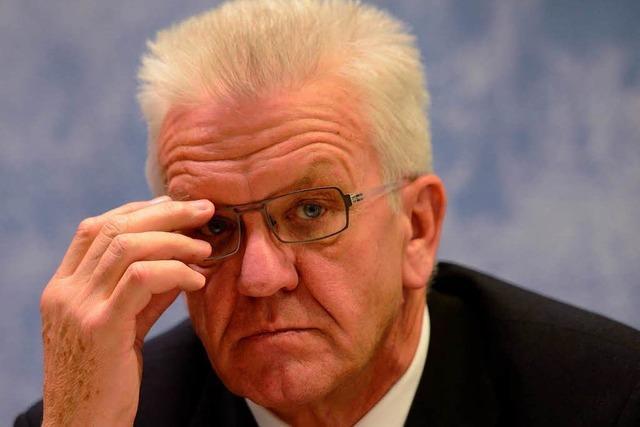 Kretschmann startet neuen Anlauf für Alkoholverbot